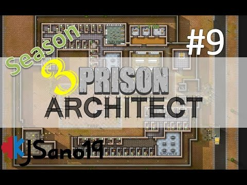 Prison Architect - Season 3 - Episode 9 - Smooth Sailing
