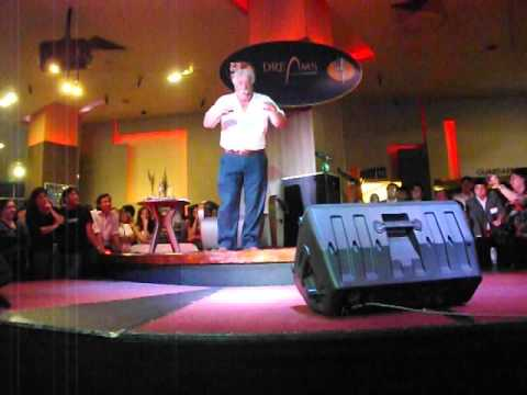 Iván Arenas en Lucky 7 - Casino Dreams Valdivia !