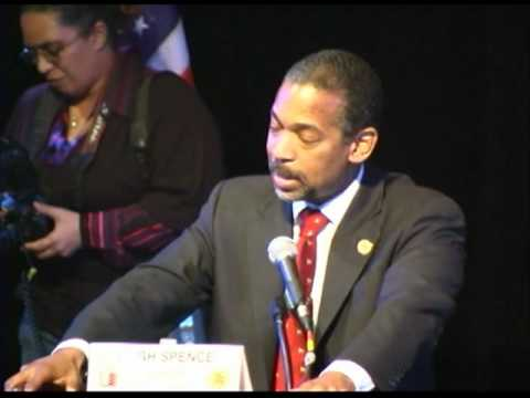 HOW TO PUNK OUT A COMMISSIONER OF HOUSING IN NYC IN FRONT OF HIS BOSSES ALL THE WAY TO OBAMA.wmv