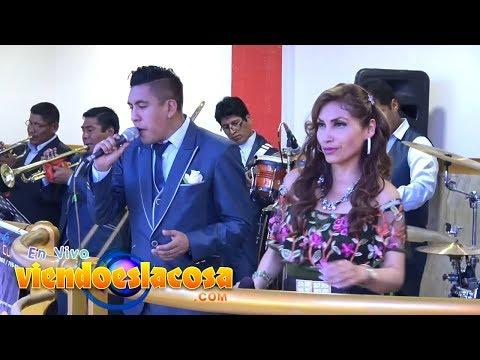 VIDEO: A FLOR DE CUMBIA - Enganchados Cumbia Del Recuerdo ¡En VIVO! - WWW.VIENDOESLACOSA.COM