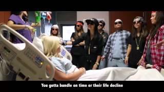 Sepsis awareness rap video
