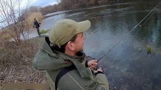 Зимняя рыбалка в селе Сидорово