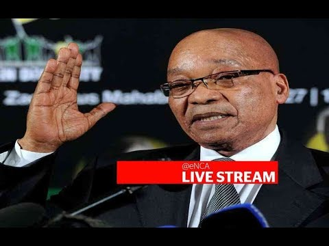 President Jacob Zuma unveils statue in honour of Harry Gwala