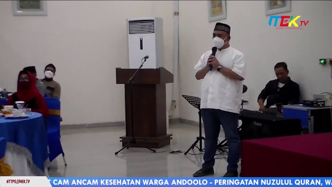(Live) SEPUTAR SULTRA 4 MEI 2021.