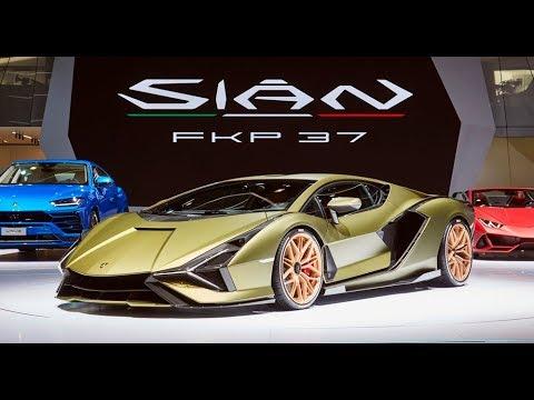 2020 Lamborghini Sian In-Depth Look