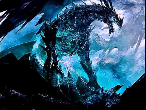 Cool ass dragon that ice youtube - Awesome dragon pictures ...