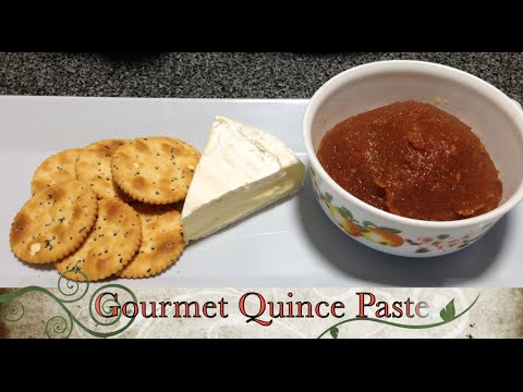 how to make quince paste thespruce