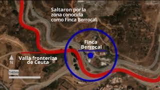 Gobierno expulsa a Marruecos a todos los migrantes que ayer saltaron la valla de Ceuta
