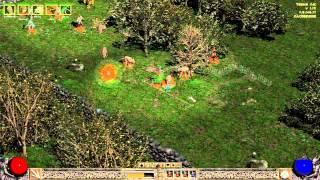 Diablo 2 Очередные пещеры и Свиток... просто свиток