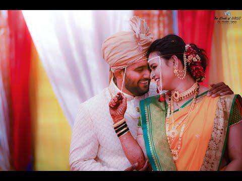 Tanmay & Suchita || Grand Maharashtrian Wedding ||  #SuchiTanmay