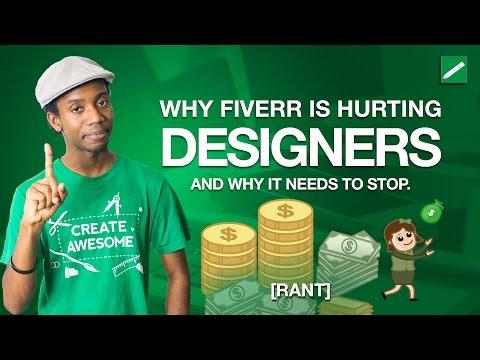 Fiverr Logo Design Rant