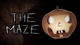 ROBLOX: The Maze... But SCARIE…