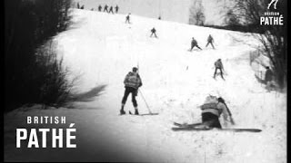 In Norway: The Army Marches On Its Skis (1923) thumbnail