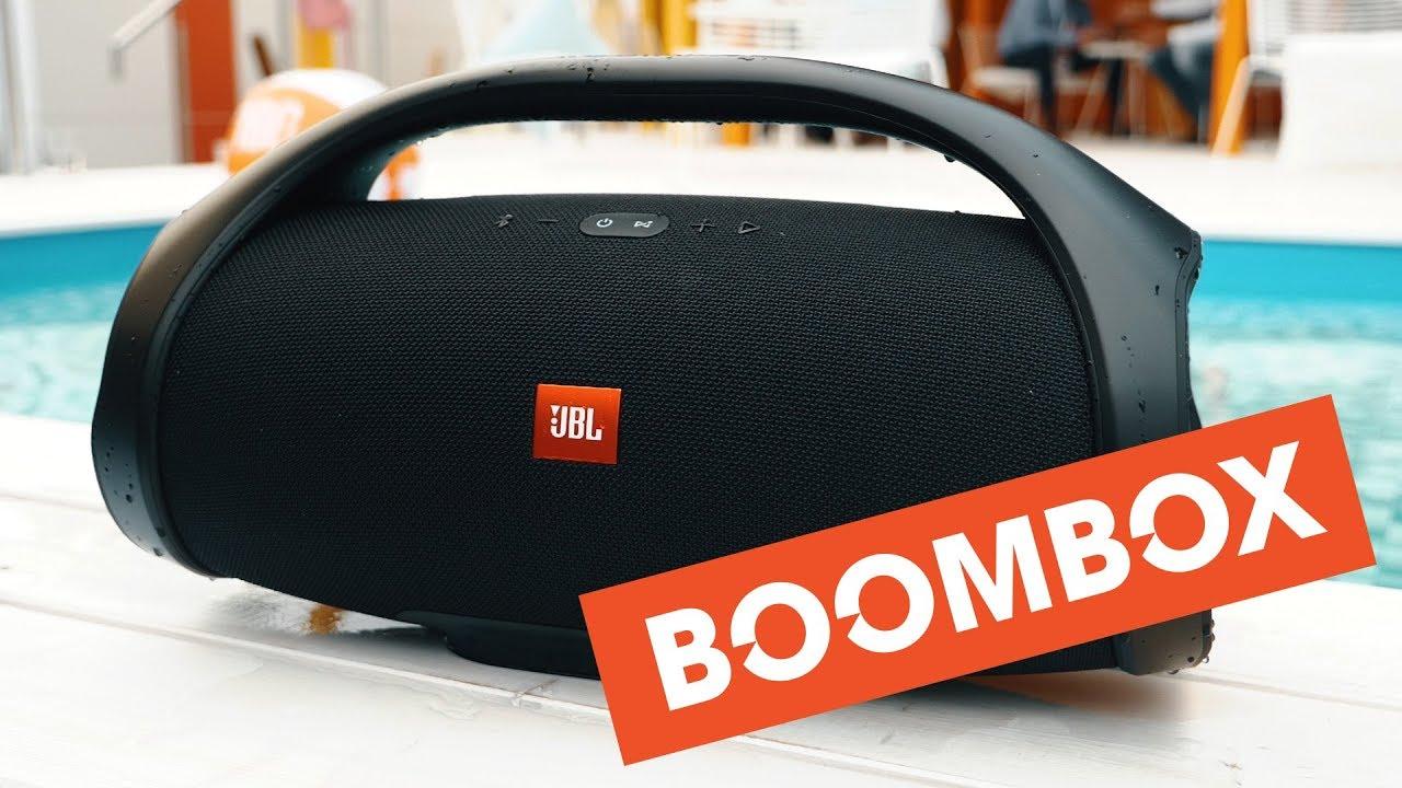 bd94a20cf75 kaasaskantav Bluetooth kõlar JBL Boombox