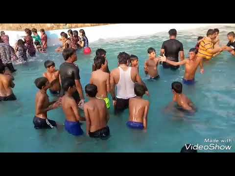 Nil Bhidiya veraval school tour of Baroda aajva water park