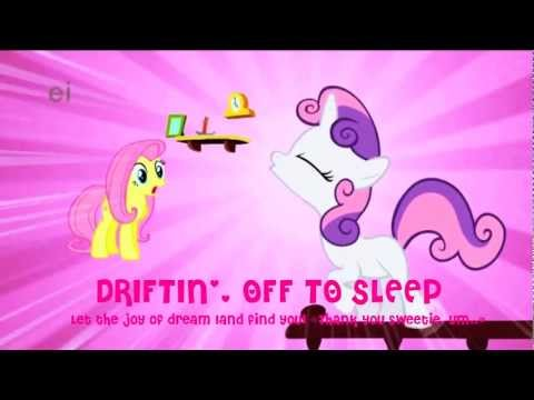 My Little Pony: Friendship Is Magic - Hush Now, Quiet Now (Song) [LYRICS ON SCREEN] HD