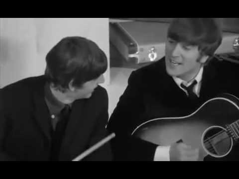 The Beatles-If I fell (A Hard Day