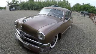 Beautiful and Fast 1950 Ford Shoebox...ok, maybe not!!!