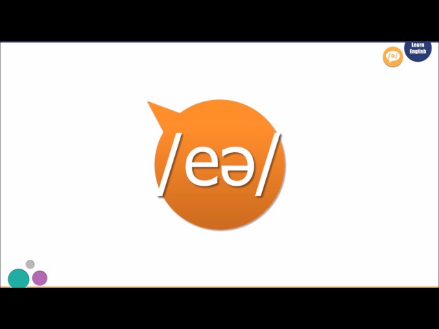 Diphthong (double vowel sound) 6: / eə /