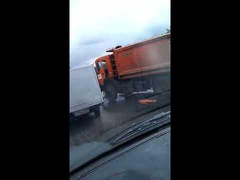 Дтп на трассе Курск - Обоянь