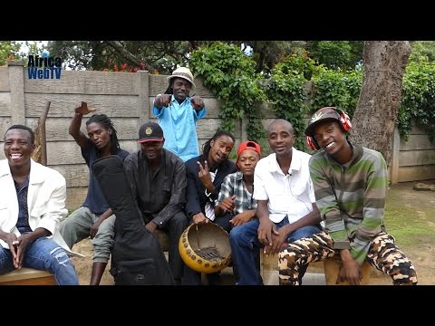 Meeting Zimbabwe underground artists