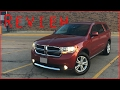 2013 Dodge Durango SXT Review