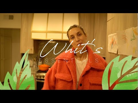 What's In My Fridge!! 5 Must Haves | Whit's Essential