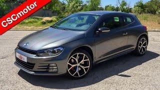 Volkswagen Scirocco - 2017   Revisión en profundidad