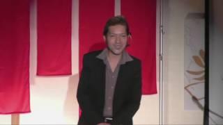 エンターテインメントで日常が変わる?   Takeo Real   TEDxTakasaki