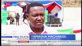 Zaidi ya watu mia sita wanaoishi na ulemavu washiriki katika tamasha ya Machakos