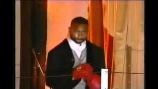 Roy Jones Jr. with Method Man & Redman at Radio City Music Hall - Classic Performance!