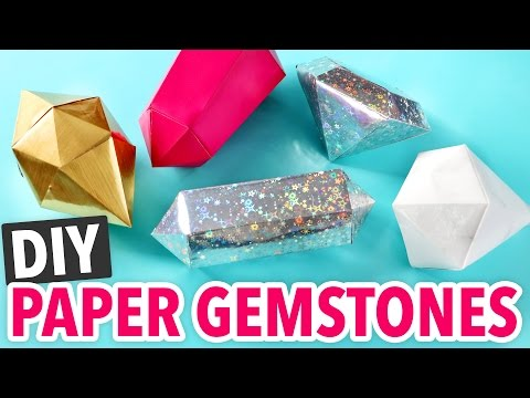 DIY Holographic Gemstones Room Decor! - HGTV Handmade