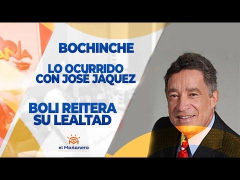 El Bochinche - Bolivar Valera Reitera Su Lealtad, Lo Ocurrido Con José Jáquez