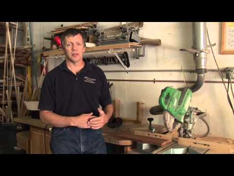 How to Make a Bevel Cut With a Miter Saw