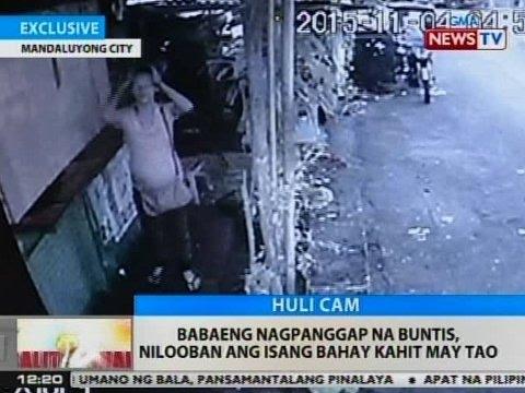 BT: Babaeng nagpanggap na buntis, nilooban ang isang bahay sa Mandaluyong City kahit may tao