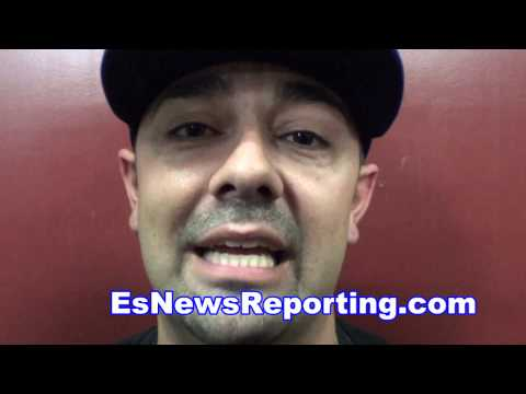 robert garcia and oxnard boxing stars helping a family EsNews