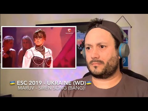🇺🇦 ESC 2019 Reaction To Ukraine (Withdrawn)🇺🇦