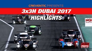 Highlights Hankook 3x3H DUBAI 2017