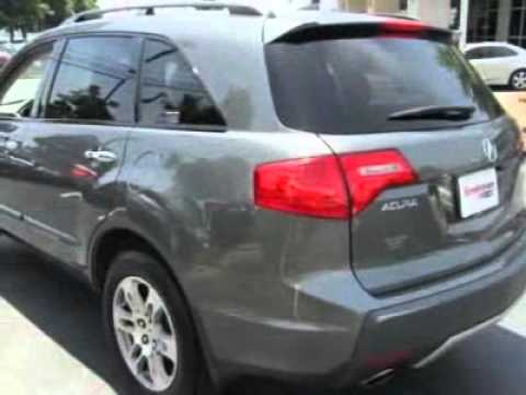 2007 Acura MDX Technology Package SUV - Charlotte, NC