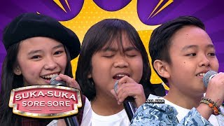 GOKIILL! Gogo, Anneth Dan Deven Idol Junior Nyanyiin Lagu Dangdut - Suka Suka Sore Sore (18/2)