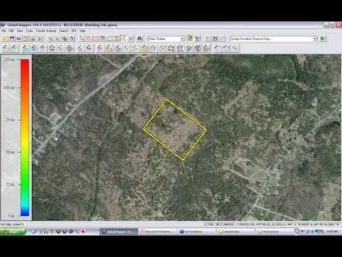 Global Mapper v.14 - Tips and Tricks
