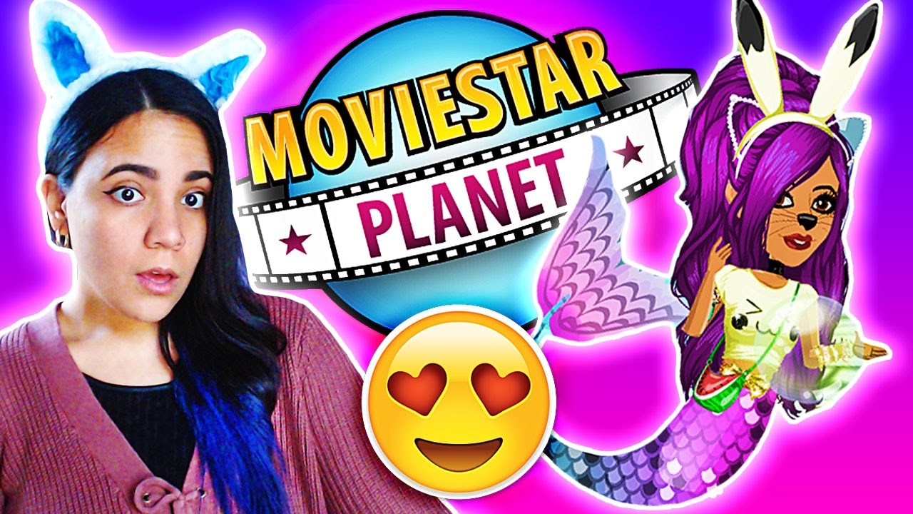BECOMING A MERMAID ON MOVIESTARPLANET MovieStarPlanet ...