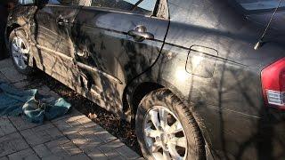 Ремонт  авто КIA после ДТП, и как уменьшить затраты, часть 2