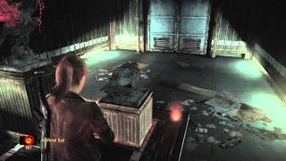 Resident Evil Revelations 2: Ep 3 Judgement - Artificial Eye, Processing Plant Key Spikes Puzzle PS4