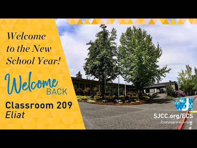 SJCCtv: Room 209 - Welcome ECS Students