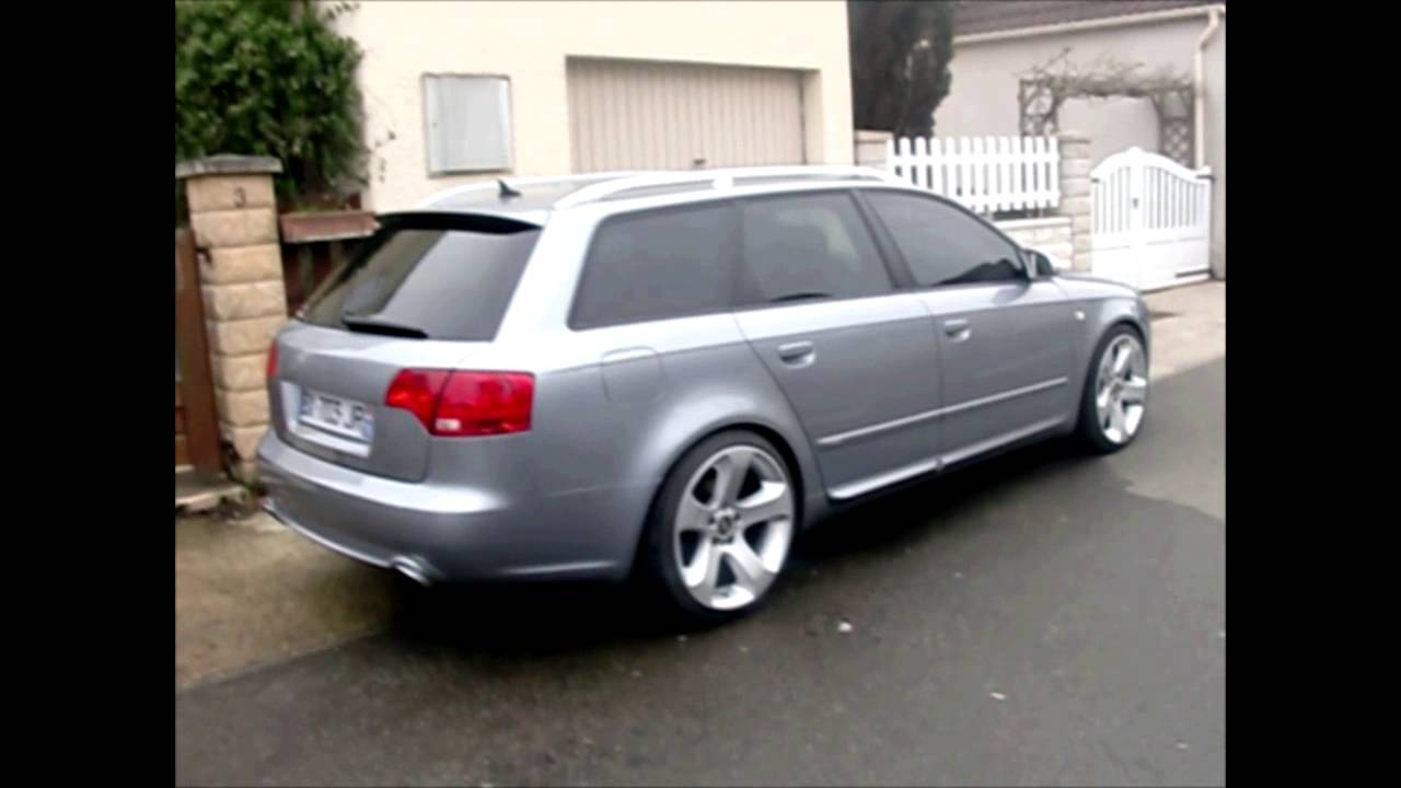 audi a4 b7 sline jantes bmw bmw wheels rims youtube. Black Bedroom Furniture Sets. Home Design Ideas