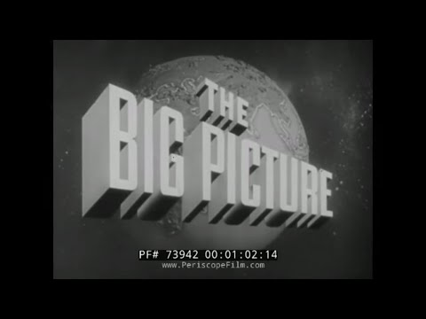 "THE BIG PICTURE TV SHOW ""THE NIMITZ STORY""  CHESTER W NIMITZ 73942"