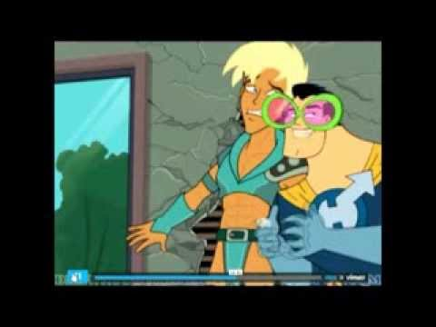Drawn Together - Captain Hero talks about sex and women from YouTube · Duration:  49 seconds