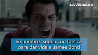 Henry Cavill ¿De Superman a James Bond?
