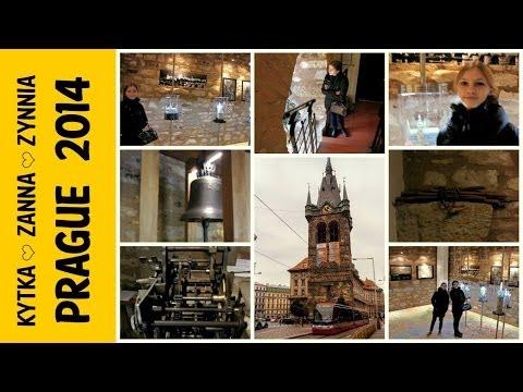 PRAGUE 2014 - Jindrisska Tower   Jindřišska Věž